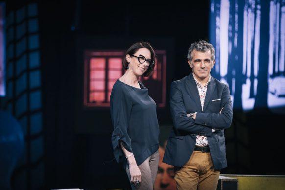 Martina Riva e Paolo Fresu, ospite di Luce Social Club