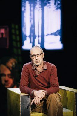 Niccolò Ammaniti, ospite di Luce Social Club