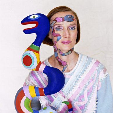 Niki de Saint Phalle @The Norman Parkinson Archive : Iconic Images 2020