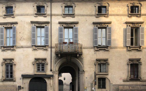 Palazzo Galeano, Lodi. Courtesy Platea | Palazzo Galeano