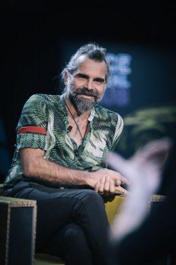 Piero Pelù, ospite di Luce Social Club