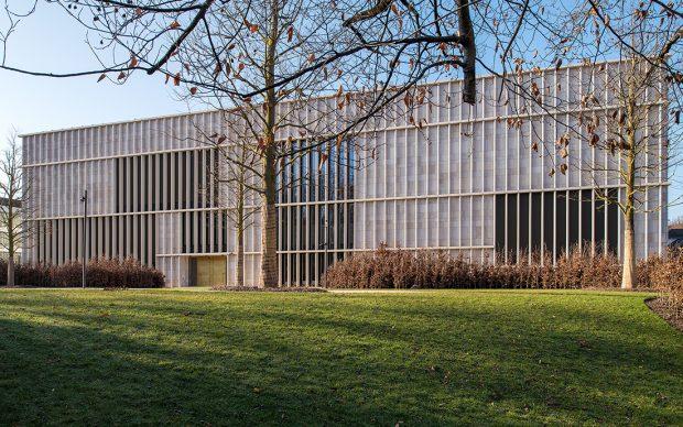 Kunsthaus Zürich, ampliamento di David Chipperfield Architects Giardino Foto © Juliet Haller, Ufficio di urbanistica, Zurigo