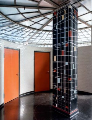 Ufficio di collocamento di Dessau, Walter Gropius 1928-1929 © Thomas Meyer: OSTKREUZ, Fondazione Bauhaus Dessau, 2019