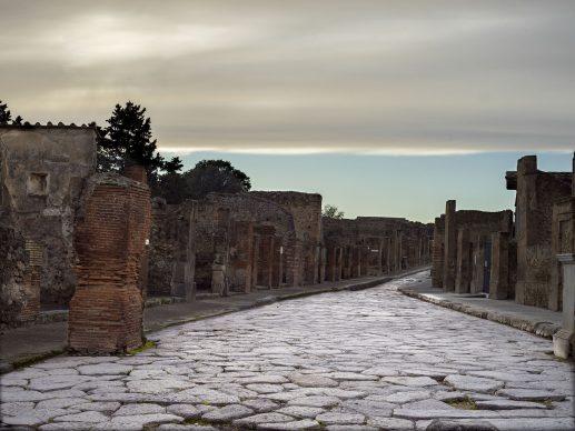 Via dell'Abbondanza ©luigispina