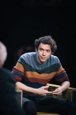Virgilio Villoresi, ospite di Luce Social Club