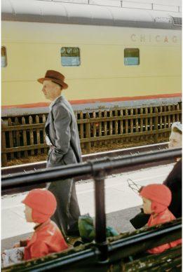 Vivian Maier, Région de Chicago, 1958, impression chromogène vintage © Estate of Vivian Maier, Courtesy of Maloof Collection and University of Chicago