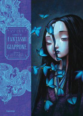 La copertina del libro Storie di fantasmi del Giappone. Courtesy l'editore