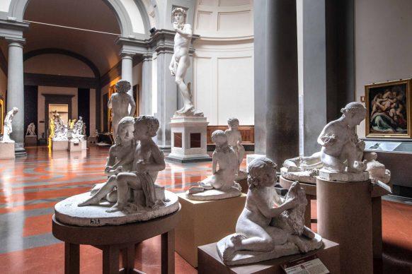 © Massimo Sestini, Galleria dell'Accademia di Firenze