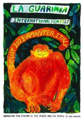 Harriet Lenneman, USA, locandina ufficiale. Courtesy La Guarimba International Film Festival