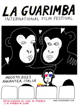Mela Pabon, Porto Rico, USA, locandina ufficiale. Courtesy La Guarimba International Film Festival