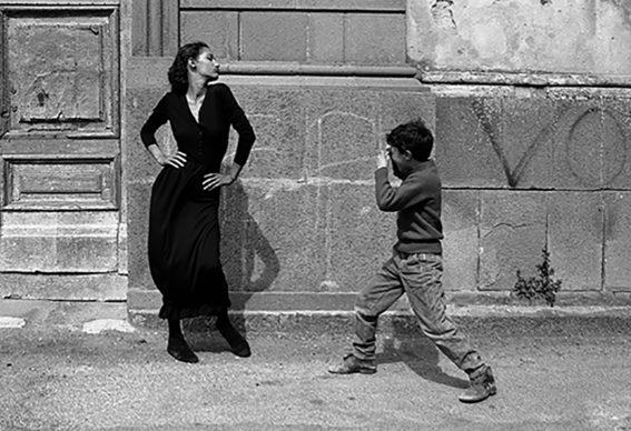 Marpessa, Caltagirone, 1987 © 2021 Ferdinando Scianna