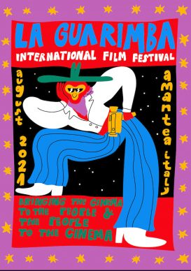 Egle Zvirblyte, Lituania, locandina ufficiale. Courtesy La Guarimba International Film Festival