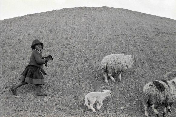 Kami, Bolivia, 1986 © 2021 Ferdinando Scianna