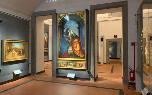Courtesy Le Gallerie degli Uffizi