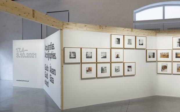 Archigraphies. Guido Guidi and Álvaro Siza, Casa da Arquitectura, Matosinhos 2021. Photo Ivo Tavares Studio