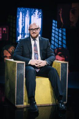 Arturo Galansino, ospite di Luce Social Club