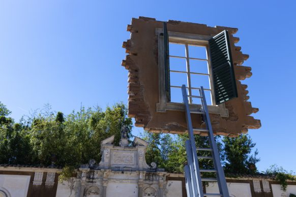 Back to Nature, Roma 2021, Leandro Erlich