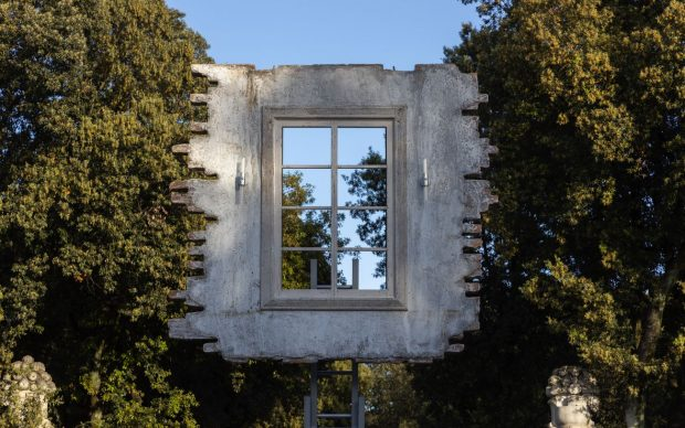 Back to Nature, Roma 2021. Leandro Erlich
