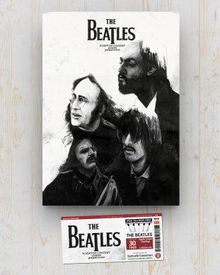 Beatles - Rooftop Concert - London - January 30 1969 - Samuele Canestrari