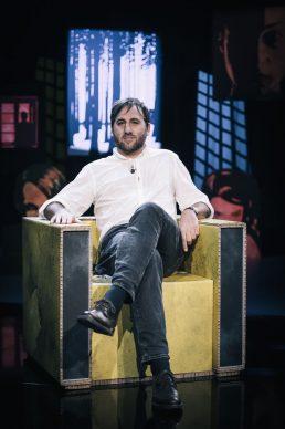 Gianluca Jodice, ospite di Luce Social Club