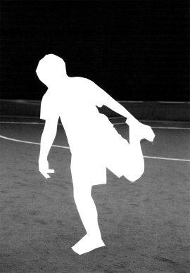Giulia Iacolutti, I don't care (about football), 2021