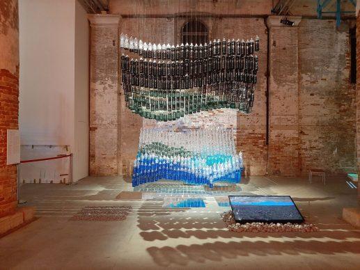 Hacking (the resort), 17. Mostra Internazionale di Architettura di Venezia, 2021. Photo Arianna Testino