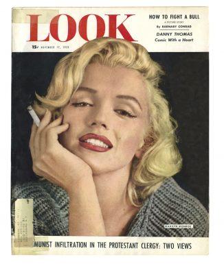 Look Magazine, November 17 1953 © Milton H. Greene / Elizabeth Margot Collection