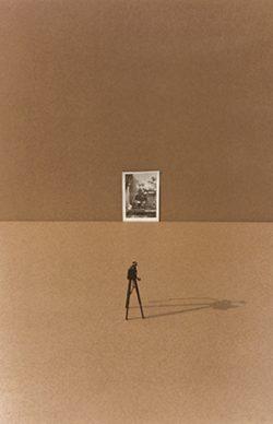 """Luigi Ghirri. """"The Marazzi Years 1975 – 1985"""" ©Eredi Luigi Ghirri. Courtesy Marazzi Ceramiche, Sassuolo"""