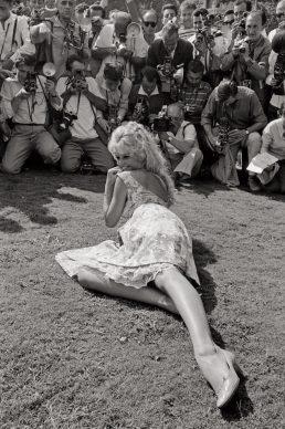 Brigitte Bardot, Venezia, 1957 © Archivio Mario De Biasi / courtesy Admira, Milano