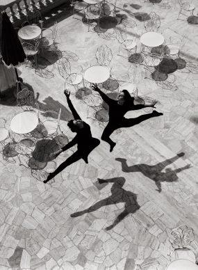 Il balletto, Rimini, 1953 © Archivio Mario De Biasi / courtesy Admira, Milano