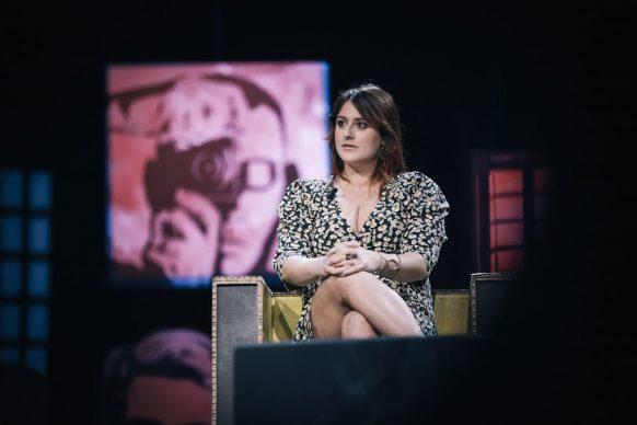Michela Giraud, ospite di Luce Social Club