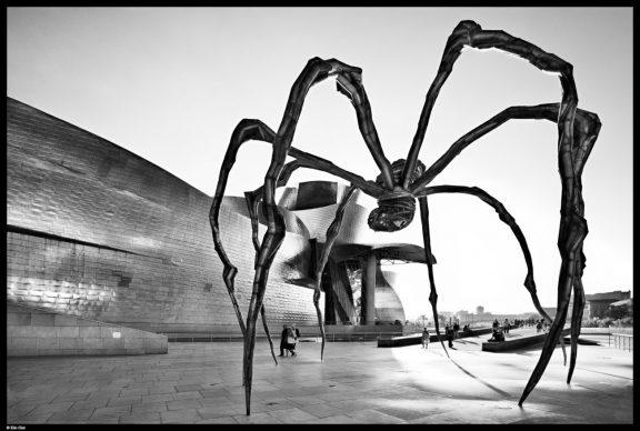 Museo Guggenheim, Bilbao, 2007 © Elio Ciol