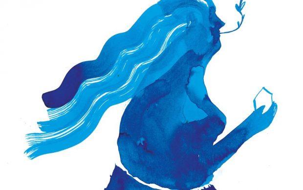 Parlo Acqua. Illustrazione di Lisa Gelli