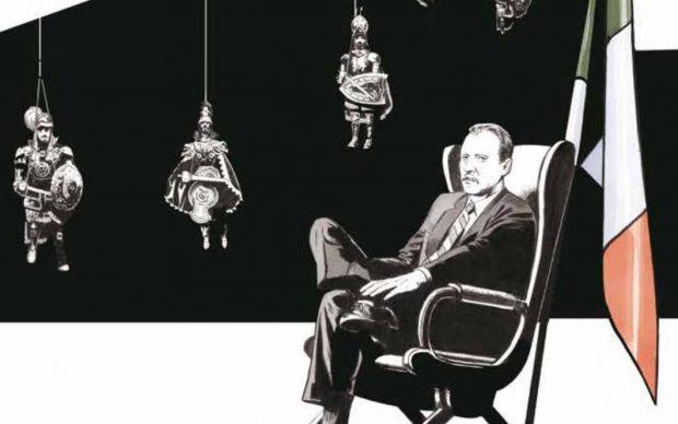 Paolo Borsellino - Una storia da raccontare (ReNoir Comics, 2021)