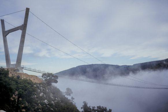 Ponte 516Arouca, Portogallo. Courtesy Itecons