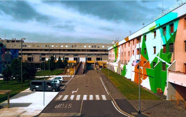 Quartiere Lunetta, Mantova. Photo credit Stefano Sabbadini
