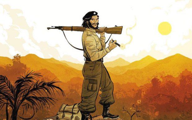 Que viva el Che Guevara (Feltrinelli Comics, 2021)