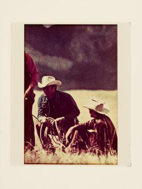 Richard Prince (Panama 1949), Untitled (Cowboy) 1980–83, chromogenic print; 61 x 50.8 cm. Minneapolis, Walker Art Center. Gift of Lewis S. Baskerville, 2016 © Richard Prince