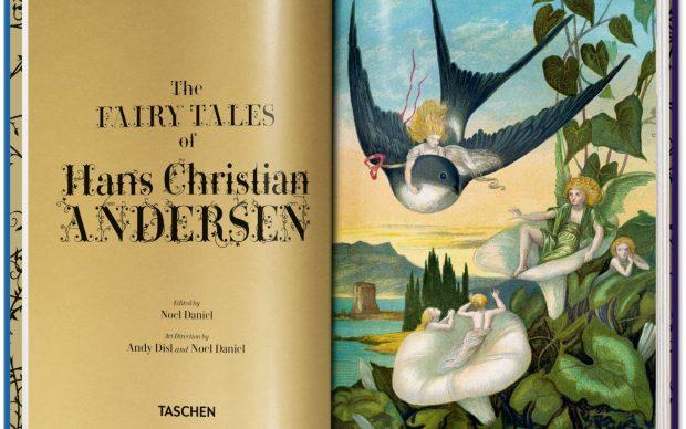 The Fairy Tales. Grimm & Andersen 2 in 1. 40th Anniversary Edition, Taschen 2020. Courtesy Taschen