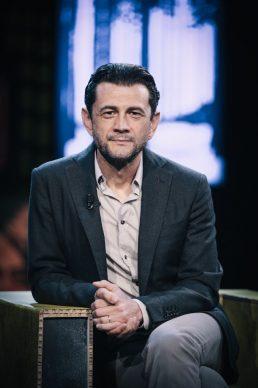 Vinicio Marchioni, ospite di Luce Social Club