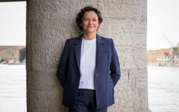 Cecilia Alemani. Photo by Andrea Avezzù. Courtesy La Biennale di Venezia