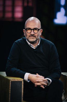 Donato Carrisi, ospite di Luce Social Club
