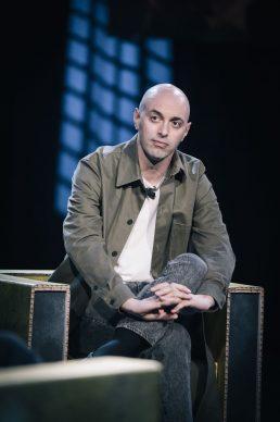 Nico Vascellari, ospite di Luce Social Club