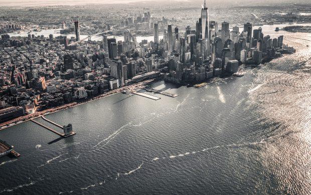 New York. Photo by Carl Solder on Unsplash